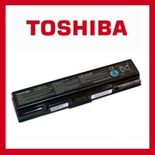 Genuine Toshiba PA3534U 1BRS Laptop Battery   Original