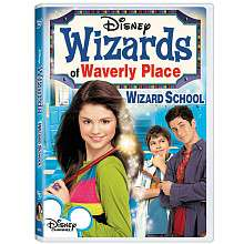 Disneys Wizards of Waverly Place Wizard School DVD   Walt Disney