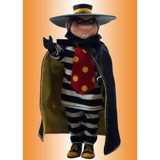 McDonalds McDonaldland Hamburglar Character Doll(Pack of 6) at