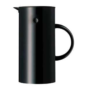 Stelton Press Coffee Maker in Black, White, or Red