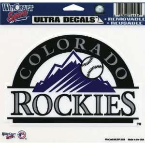 Colorado Rockies   Logo Decal   Sticker MLB Pro Baseball