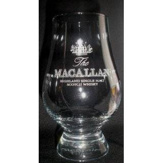 Personalized Glencairn Whisky Glasses (Set of 4)  Kitchen