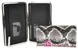 tote bag handbag purse set purple description n e w exotic python skin