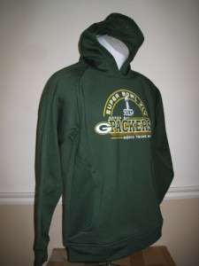 NEW IR Green Bay Packers YOUTH Small S 8 Hoodie *ZD