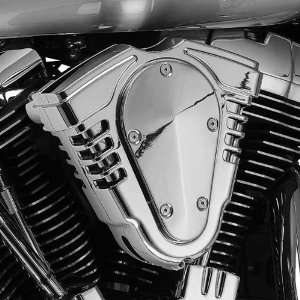 9832 Twin Velocity Air Cleaner for Harley Davidson Automotive