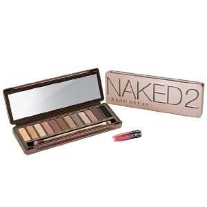 URBAN DECAY NAKED2 EYE SHADOW PALETTE (LATEST COLLECTION) NIB w Brush