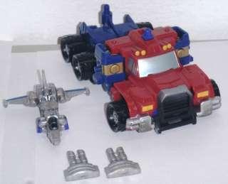 Transformers Armada OPTIMUS PRIME 100% Complete Deluxe Class