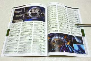 Space Battleship Yamato Official Fact File Book Index Anime Star