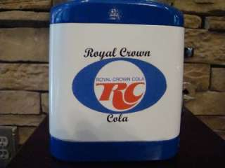 *RC COLA* Gumball Vending Machine Royal Crown Pepsi Coca Cola