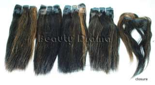 MODEL MODEL Indian Hair 4 pcs Deep Wave 8 Human Hair Weave NEW STYLE