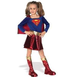 Supergirl Child Costume Small  Toys & Games