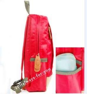 1Pcs Mens Girl Boys Travel Messenger Shoulder Bag Backpack Cloth