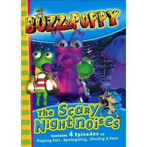 Buzz and Poppy The Scary Night Noises Movies & TV