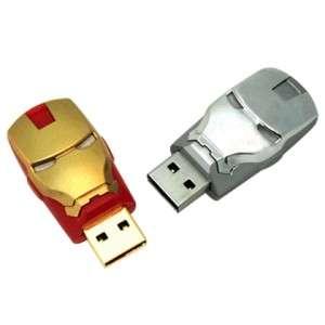 4GB USB 2.0 Iron Man 2 Marvel Comic Flash Drive Japan