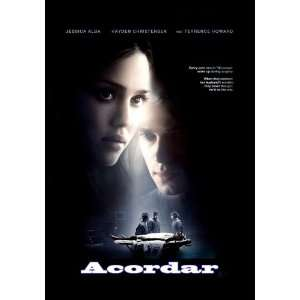 Awake Movie Poster (11 x 17 Inches   28cm x 44cm) (2007) Brazilian
