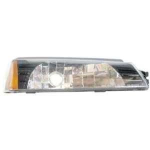 New Passengers Signal Marker Light w/Body Cladding SAE DOT Automotive