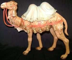 Roman 7.5 Standing Camel Nativity Figurine (52744)