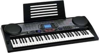 Casio CTK 551 61 Key 100 Song Bank Electric Piano With LCD & AC Power