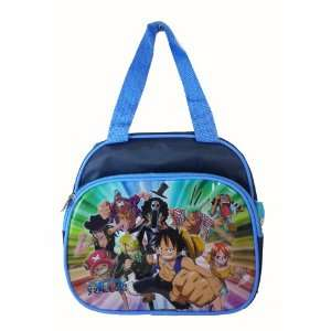 One Piece Lunch Manga Character Lunch Bag (Blue) Toys