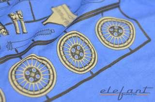 BMW 2002 1600 e21 323 325 328 T shirt Tee Alpina parts wheels