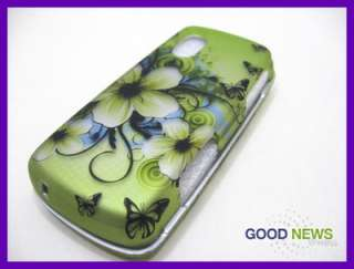 Flower Case Phone Cover for Straight Talk Samsung T401G