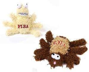 THE FLEA or TICK   Assorted Soft Plush Catnip Cat Toy