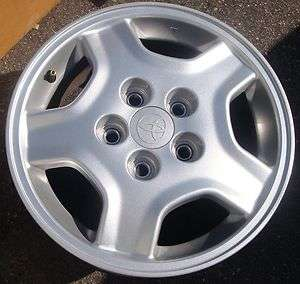 15 2002 Toyota Camry OEM Alloy Wheel Rim