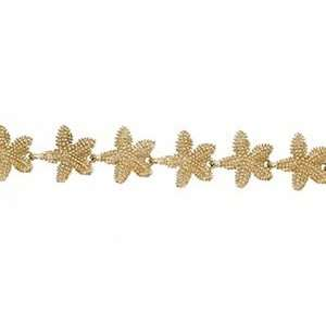 Reyes del Mar 14K Gold Small Starfish Bracelet Sports