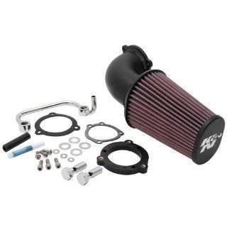 K&N 63 1125 Harley Davidson Performance Intake Kit Automotive