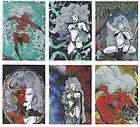 1996 LADY DEATH Series 3 III BLACK MASK   SINGLE CARDS