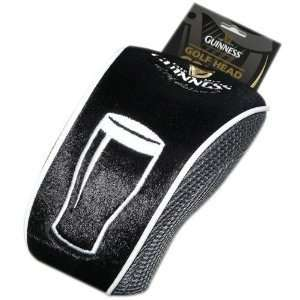 Guinness Golf Head Cover   Official Licensed Merchandise
