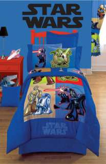 Star Wars Kids Bedroom Wall Quote Decor Decal 4