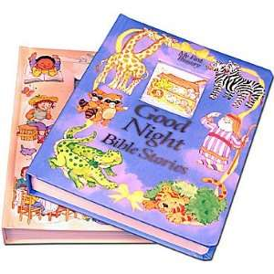 My First Treasury Good Night Bible Stories, Prayers for