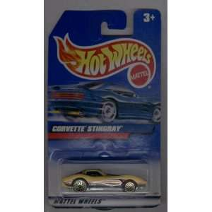 Hot Wheels 1998 1056 Corvette Stingray 164 Scale Toys & Games