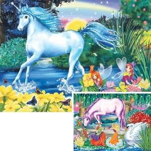 Magical World Jigsaw Puzzle 20pc Toys & Games