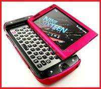 SAMSUNG SIDEKICK 4G T MOBILE ROSE PINK HARD COVER CASE