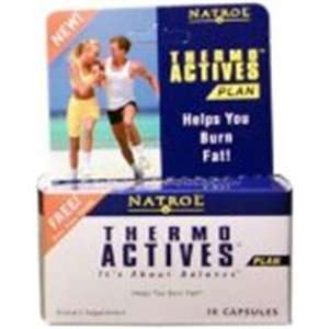 Thermo Actives Plan 30C 30 Capsules Health & Personal Care