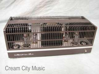 Luxman MQ68c Stereo Tube Power Amp  Amplifier