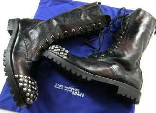 COMME des GARCONS JUNYA WATANABE MAN__Black Studs Boots__L