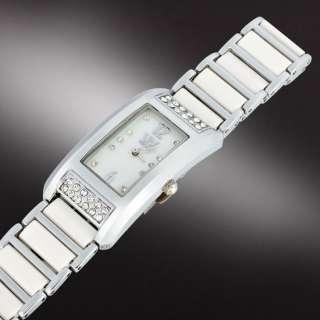 jewelry sale elegant girls lady women white ceramic wrist watch