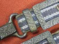 German Germany WWII WW2 Air Force Dagger Knife Hangers