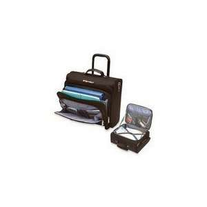 Solo Rolling Notebook Overnighter Case Electronics