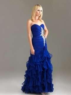 Folds Diamond Bride Bridesmaid Wedding Dress/Prom Evening Gown