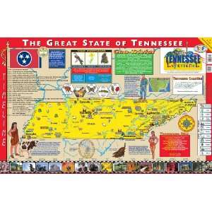 Tennessee (9780793397839) Carole Marsh Books