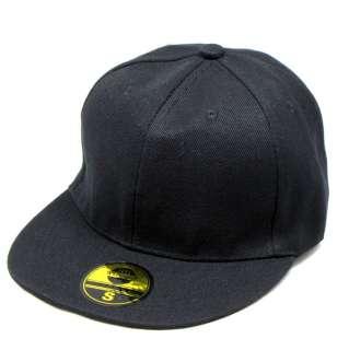 HIP HOP CAP KAPPE CAPPY Neu Gr.S XL Schwarz 21019