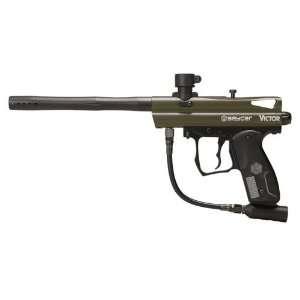 Kingman Spyder 2012 Victor Semi Auto Paintball Gun Marker