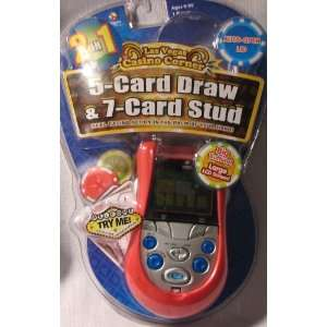 Las Vegas Casino Corner 5 Card Draw & 7 Card Stud
