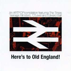 Heres to Old England Artpop Sampler Various Artists Music