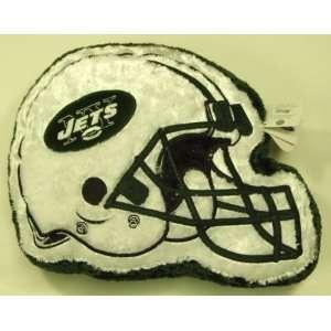 New York Jets NFL Helmet Himo Plush Pillow Sports