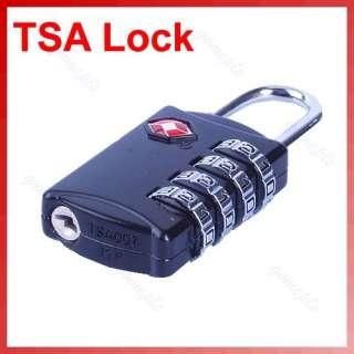 TSA 309 Combination Travel Suitcase Luggage Lock Padlock